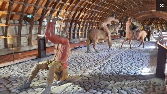 Sculpture: L'œuvre monumentale d'Ousmane Sow à l'honneur en France pour 10 ans