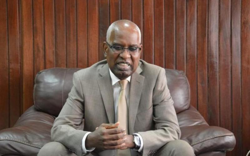 Covid-19: Le Ministre de la Justice Malick Sall, testé positif, annule ses audiences