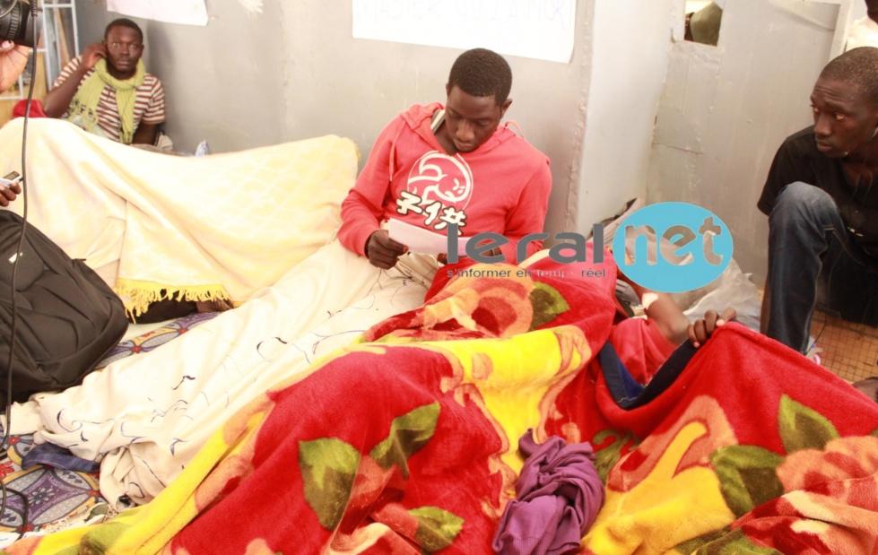 Ucad: Les étudiants expulsés entament une grève de la faim