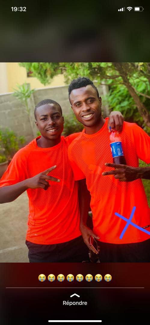 Nécrologie: L'international Ousmane Diagne, emporté par la Covid-19, a été inhumé ce jeudi