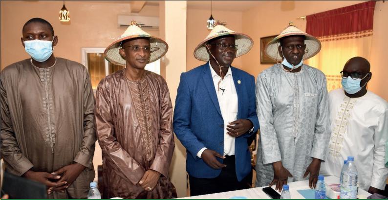 A la conquête de la fédération sénégalaise de Football: Me Augustin Senghor convaint les plus sceptiques