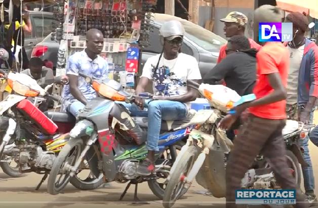 Transport de personnes  : les Jakarta interdites de circulation à Dakar