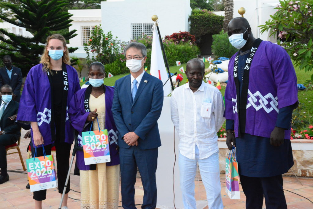 JO Tokyo 2020: Le puissant message de Mamadou Diagna Ndiaye aux athlètes !