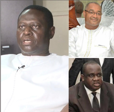 PLAINTE CONTRE AMADOU BA, Imencio Moreno et Mamadou Diop : Les détails de l'acte d'accusation de Khadim Ba