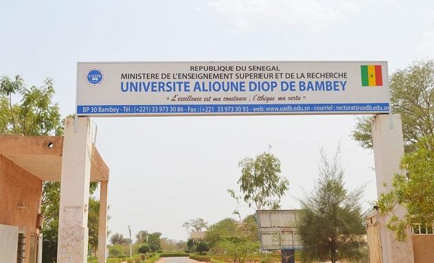 Insécurité du personnel d'enseignement et administratif :  UADB ferme ses portes jusqu'au 04 octobre