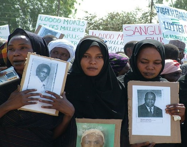 Réaction des Victimes du régime de Habré : Oui à la vaccination, non à la sortie de prison de Habré, condamné pour crimes contre l'humanité !