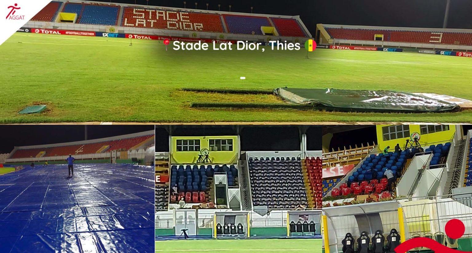 Homologation du Stade Lat Dior de Thiès: La Fédération sénégalaise de football garde espoir