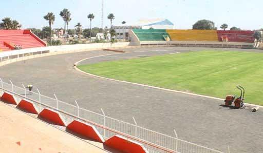 CAF: Le Stade Lat Dior de Thiès, homologué