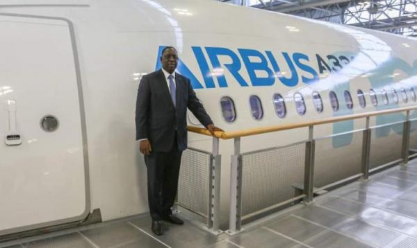 Pour loger son Airbus A320 Néo: Macky Sall aurait fait construire un hangar à 3 milliards FCfa