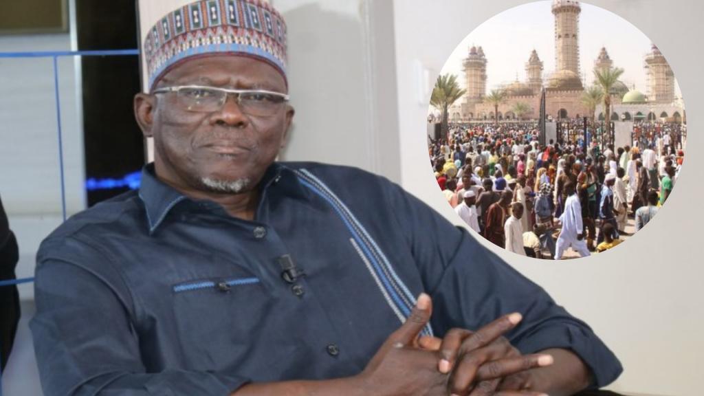 Moustapha Diakhaté sur le Magal: « Ces types de rassemblements, je n'y prends pas part » (Covid-19)