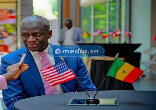 Combien de Sénégalais sont en prison aux Etats-Unis ? Le Consul général de New-York El Hadji Amadou Ndao, avance des chiffres