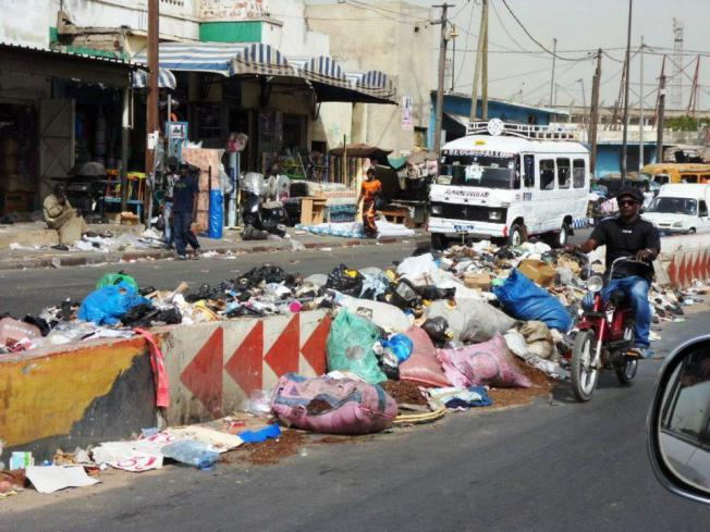 Dakar, ville de la pagaille : Grandeur et décadence d'une capitale