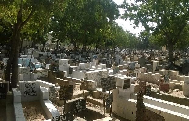 Ouf de soulagement pour les populations: Macky Sall signe un décret d'extension du cimetière musulman de Pikine
