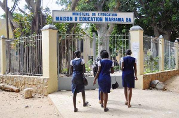 Education nationale: Mariama Bâ de Gorée sera érigée en Lycée d'Excellence en Octobre