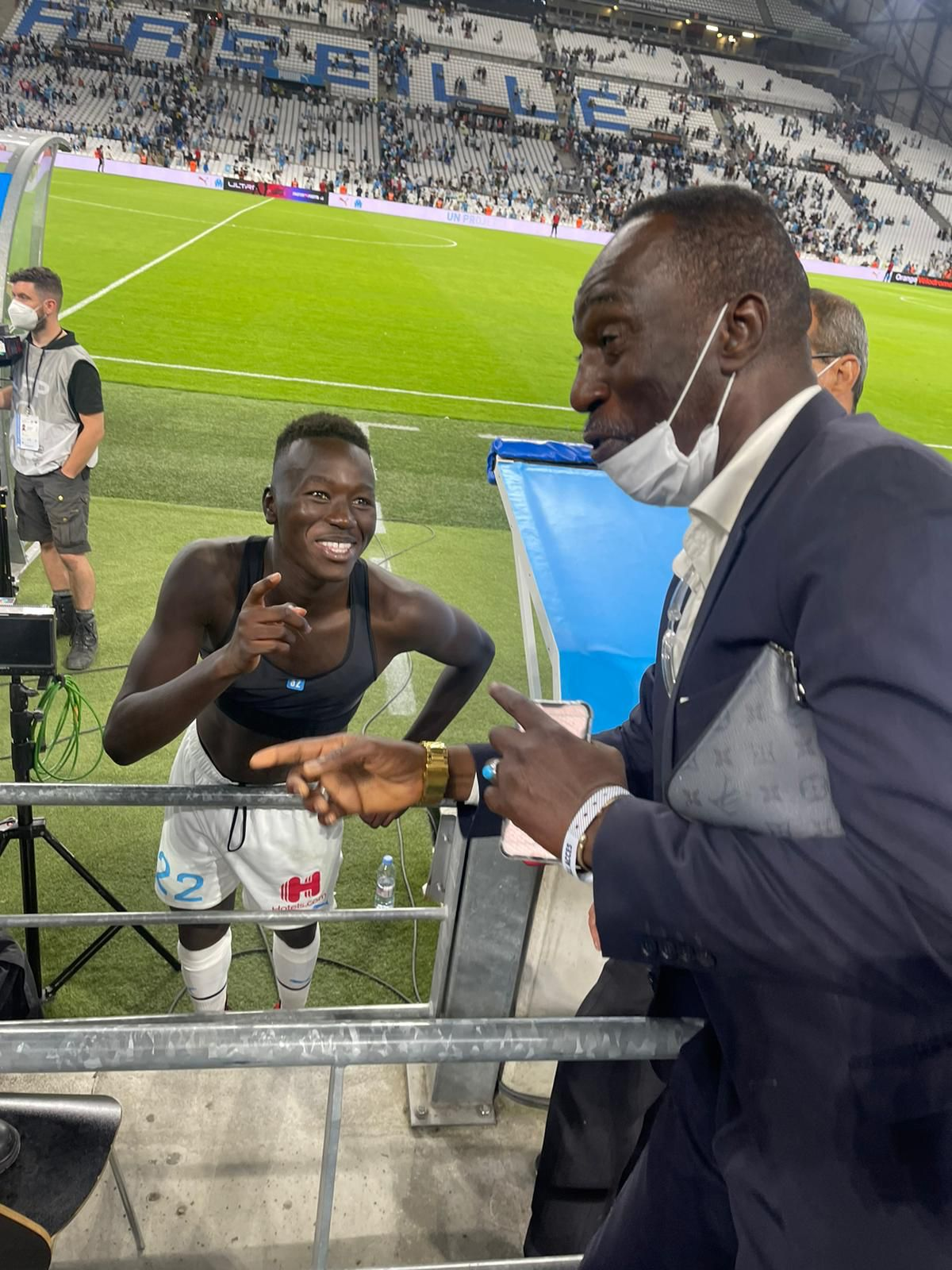 """Marseille: Papa Guèye attend Alioune Cissé pour porter le maillot des """"Lions"""""""