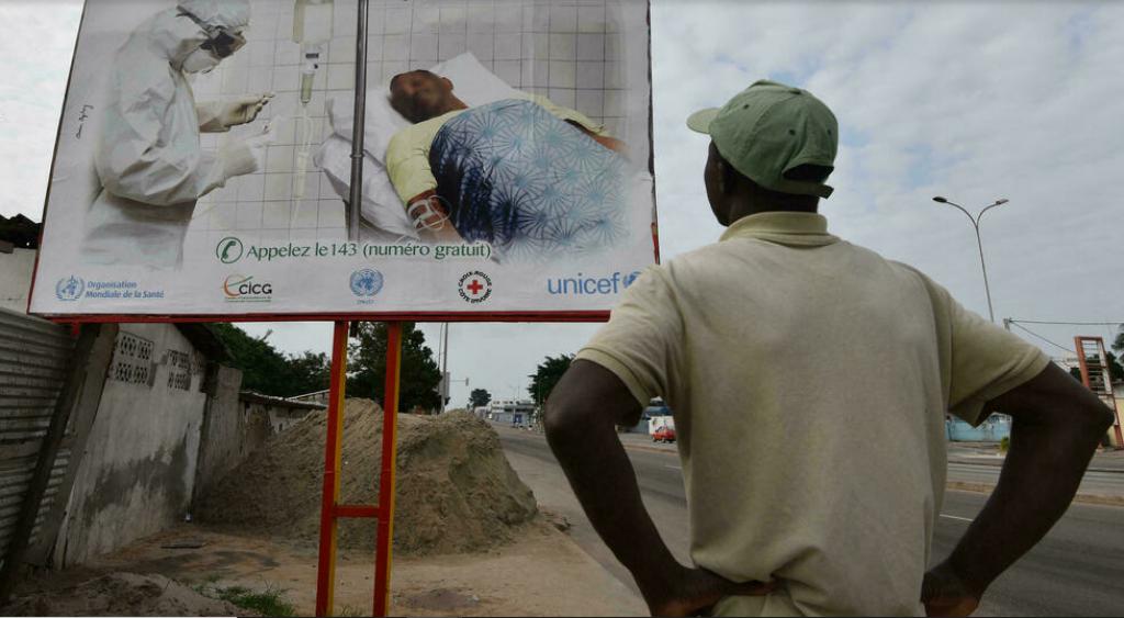 Ebola en Guinée et en Côte d'Ivoire: Ce que l'on sait de l'itinéraire du virus