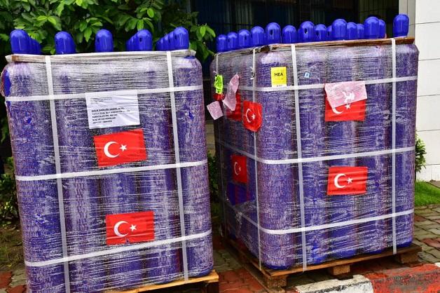 Réception du don de la Turquie : le discours de Diouf Sarr saluant l'élan de solidarité entre les 2 pays