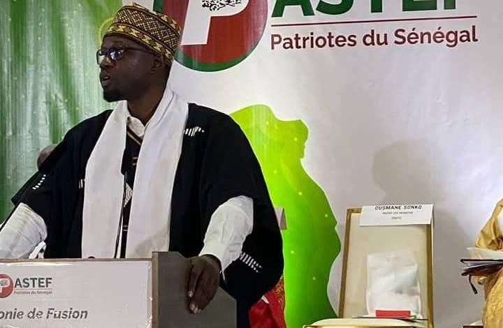 """""""Pouvoirs exorbitants"""" d'Ousmane Sonko: Ce qui attend les mouvements dissous dans Pastef"""
