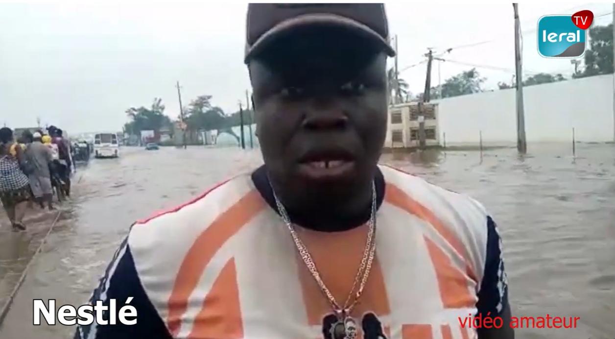 Touba, Keur Massar, Boune, Diamagueune: Début des hostilités, après les inondations