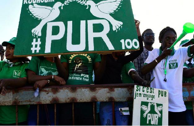 Le parti de Serigne Moustapha Sy avec les élections en ligne de mire: PUR se réchauffe à Louga et Mbour