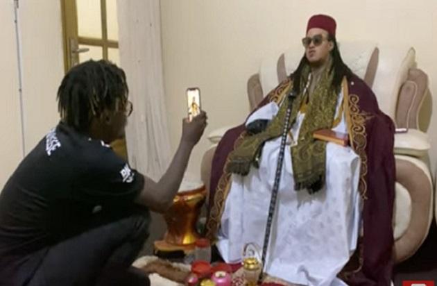 L'homme qui avait promis de fendre la mer, s'envole: Koukandé en route vers Bamako