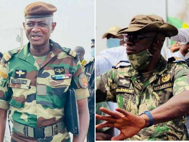 Nomination de Pape Birane Dièye: Le Général Meïssa Sellé Ndiaye toujours en place