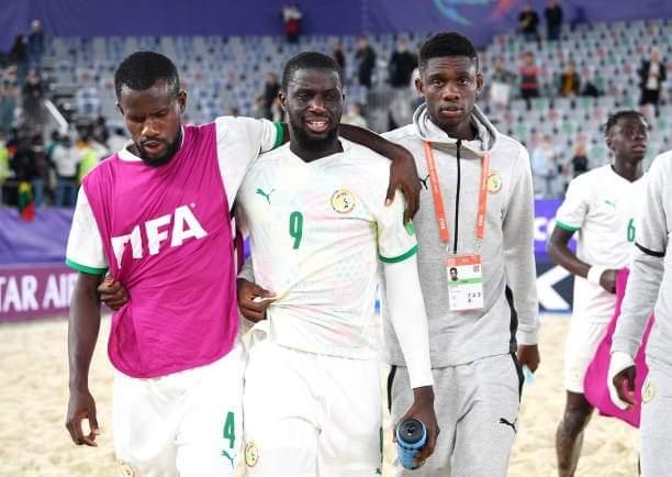 Coupe du monde Beach Soccer: Le Sénégal endeuillé, étrille le Portugal et se qualifie en quarts