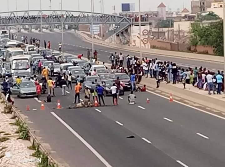 Manifestations sur l'autoroute à péage: La mise en garde de Moustapha Diakhaté