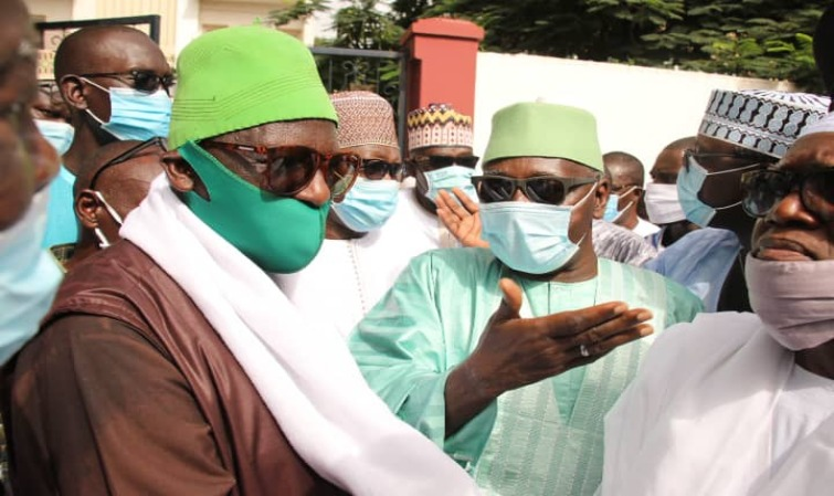 """Dr. Babacar Diop: """"Bon que les Khalifes généraux et les clergés refusent de s'associer à l'Etat..."""""""