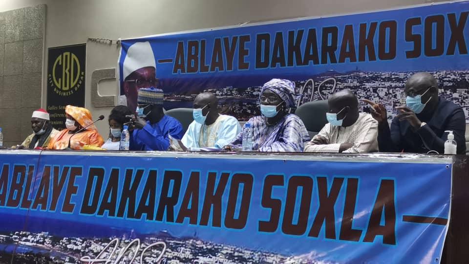 ADS / Ablaye Dakarako Soxla: La solution et la carte gagnante pour Benno à Dakar
