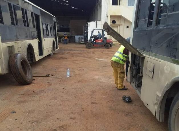 Vétusté du parc, manque de pièces de rechange, plusieurs bus à l'arrêt : le mal s'approfondit à Dakar Dem Dikk !