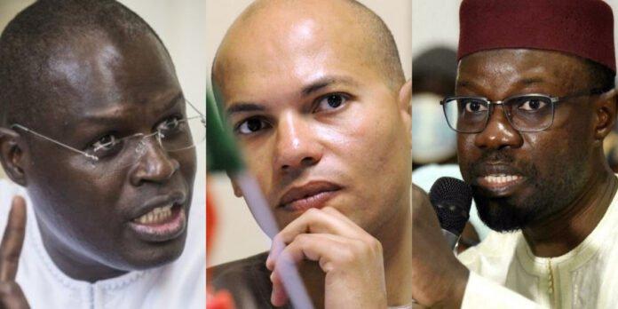 """Thierno Bocoum descend Sonko et cie: """"Pas une large coalition, mais juste un regroupement de 4 personnes qui..."""""""