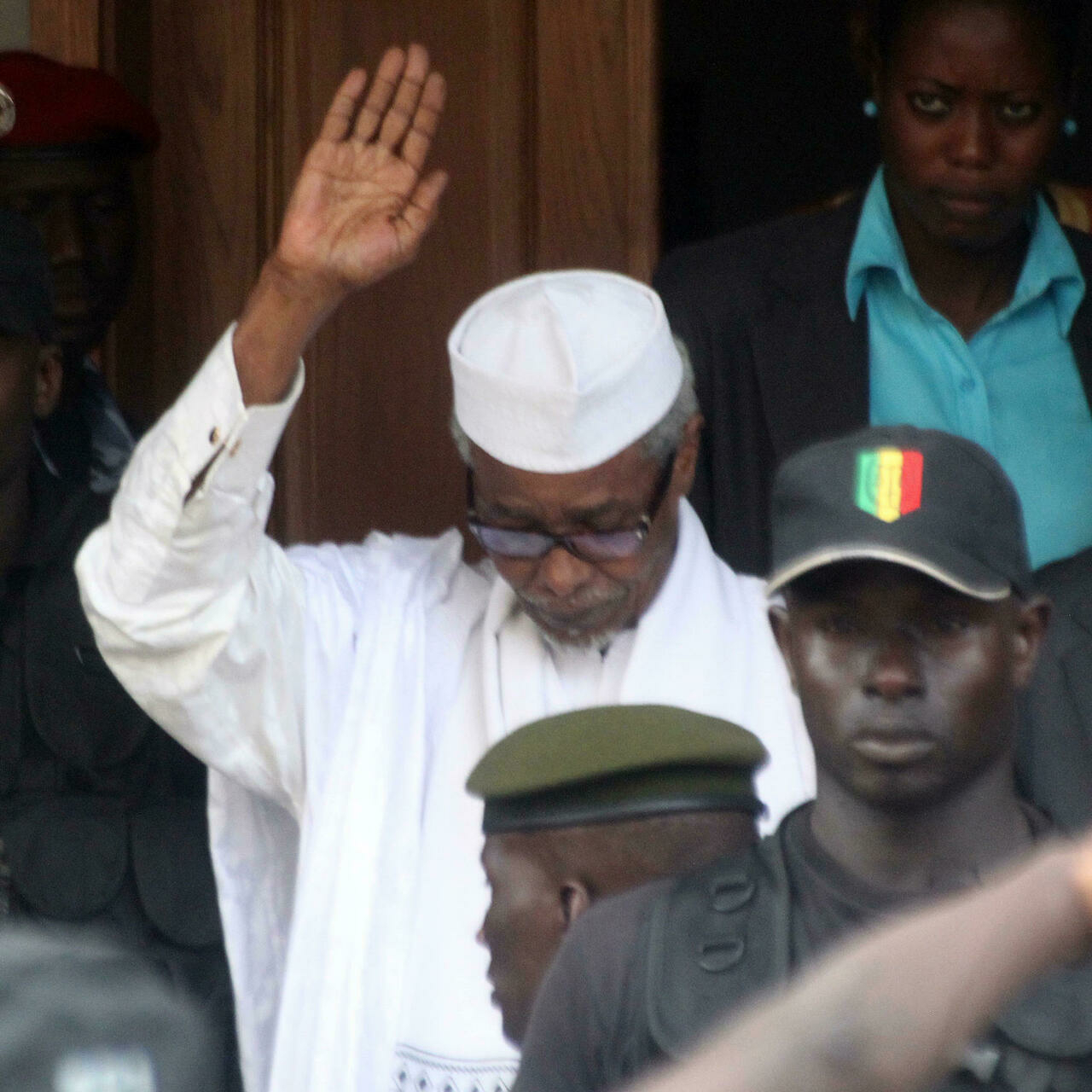 Inhumation de Habré: La première épouse veut l'enterrer au Tchad, son fils vivant au Canada débarque à...