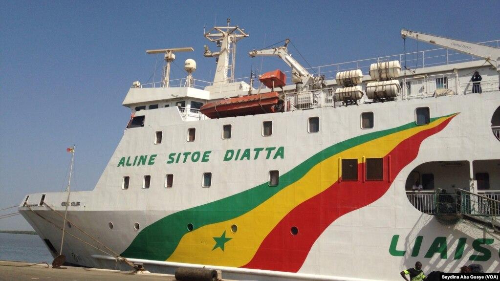 Arrêt des rotations du bateau Aline Sitoe Diatta »: Le DG de Cosama donne les raisons