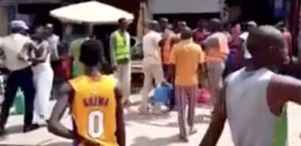 Mairie de Pikine Nord: Un blessé enregistré lors d'une bagarre entre des proches de Lamine Guèye et ceux de Amadou Diarra