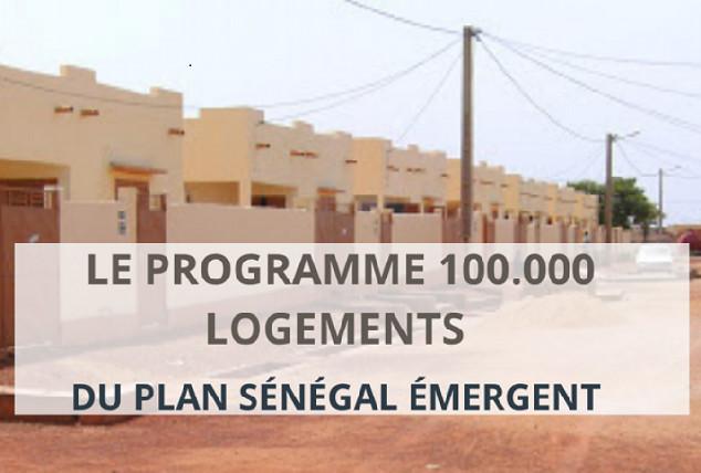 Habitat social: Le Programme 100 000 logements entamé