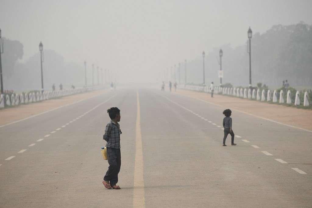 Un milliard d'enfants dans le monde sont directement menacés par les effets du réchauffement climatique