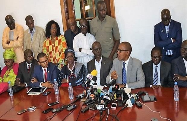 Opposition sénégalaise: Cette deuxième coalition qui se dessine