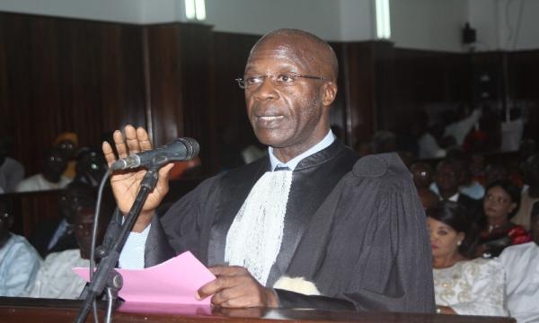 Pape Oumar Sakho: «Le juge constitutionnel est le garant du respect de la suprématie de la Constitution »