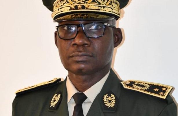 Visite de travail:Cheikh Wade, Chef d'état-major général des Armées en Gambie