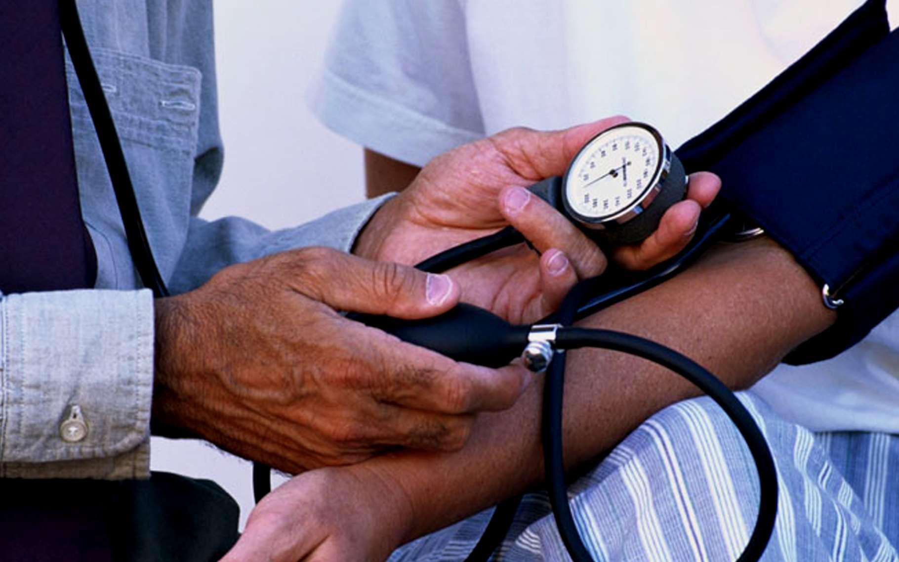 Plus de 700 millions de personnes souffrent d'hypertension non traitée