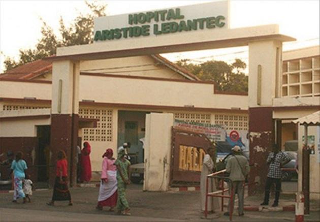 Vétusté de l'hôpital Aristide Le Dantec et Dysfonctionnements : Les 13 et 14 septembre journées de grève de ses travailleurs