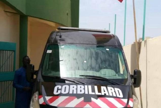 Inhumation d'Alioune Badara Cissé: Le corps du défunt médiateur en route vers Touba