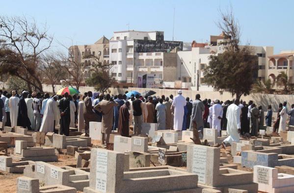 Inhumé àTouba: Alioune Badara Cissé repose désormais au cimetière Bakhiya