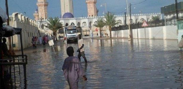 Inondations à Touba: 5 enfants périssent dans les eaux et 200 familles délogées