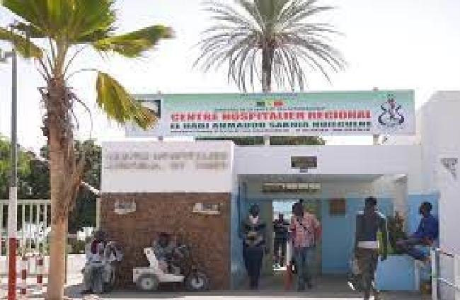Hôpital El H Ahmadou Sakhir Ndiéguène de Thiès : La Raddho dénonce les «pratiques frauduleuses et de concussion de certains agents»