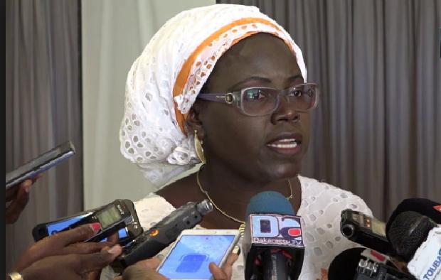 Pénurie de sucre : Aminata Assome Diatta prend la défense de la CSS