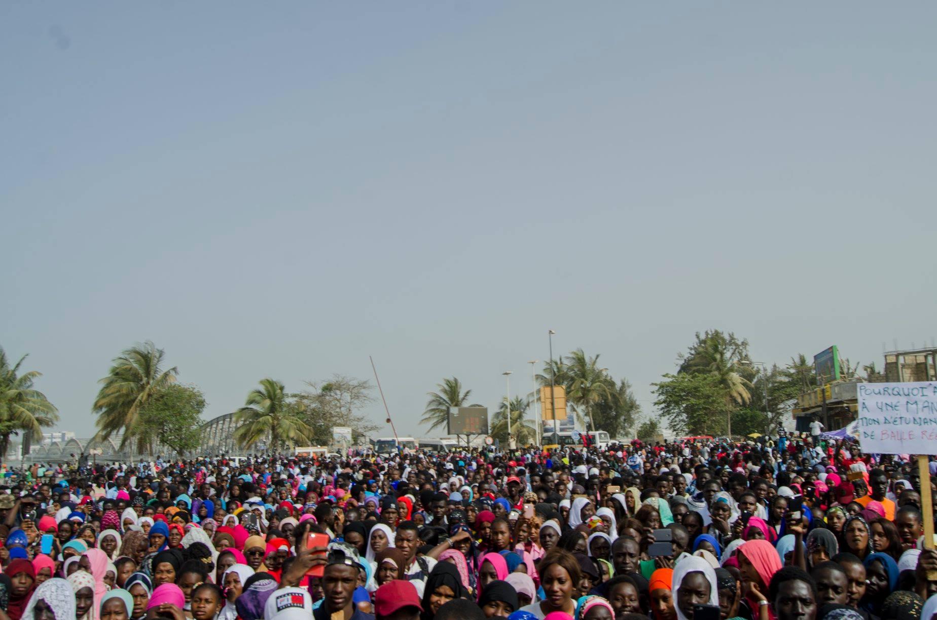 Guédiawaye: les populations annoncent une marche contre la cherté de la vie