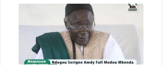 Serigne Amdy Modou Mbenda Fall succède à Serigne Cheikh Dieumb Fall