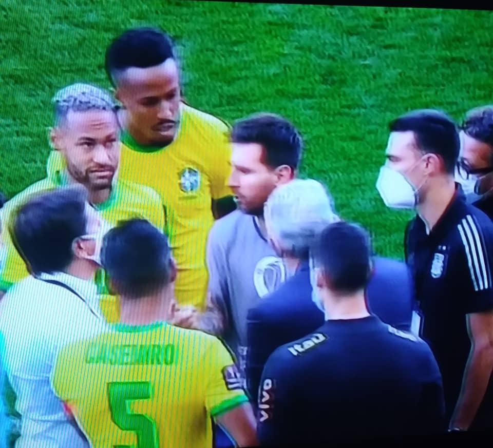 Eliminatoires CM 2022: Brésil vs Argentine interrompu pour cause de Covid...